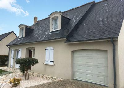 Rénovation de façades à Joué-lès-Tours