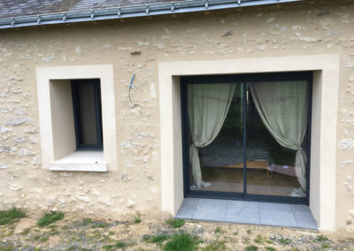 Rénovation de façades à Saint-Branchs