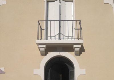 Rénovation de façades à Tours