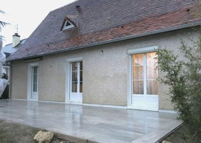AVANT Rénovation de façades