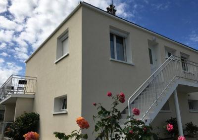 Isolation Thermique par l'Extérieur (ITE) à Saumur