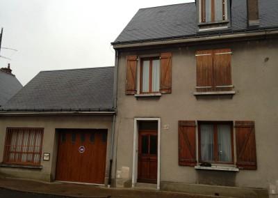 AVANT l'Isolation Thermique par l'Extérieur (ITE) à Saint-Pierre-des-Corps en Indre-et-Loire 37