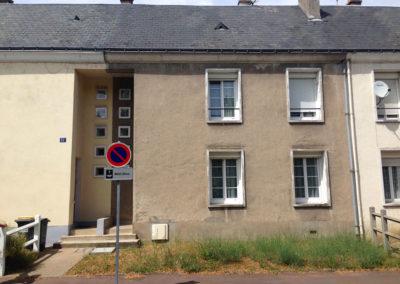 AVANT Isolation de façades