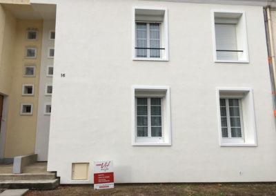 Isolation de façades Saint-Pierre-des-corps
