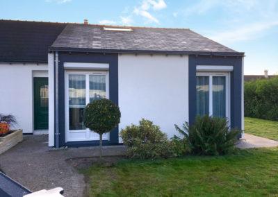 Isolation de façades Saumur
