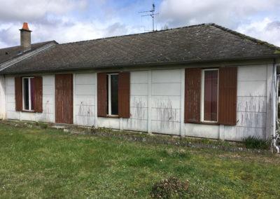 AVANT Isolation de façades - ITE à Tours