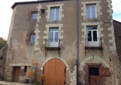 AVANT Taille de pierre à Chateau-Renault