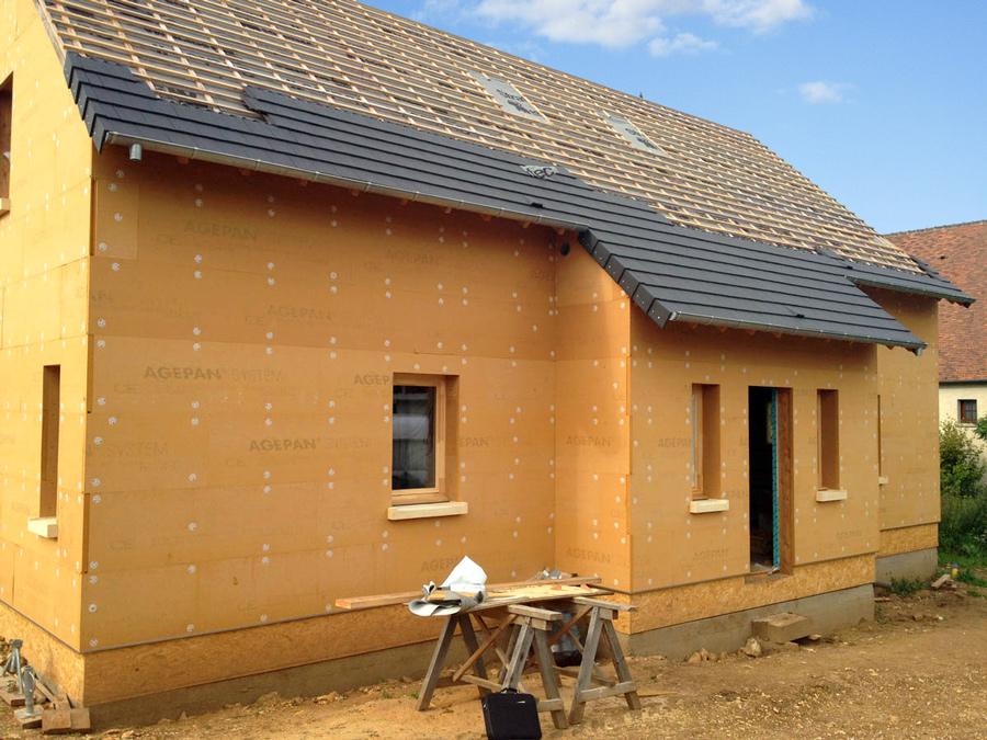 rénovation ravalement de façade indre et loire 37