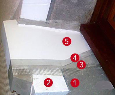 isolation thermique exterieur façade indre et loire 37 ITE