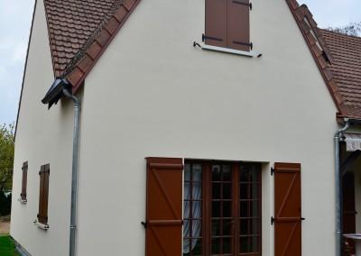 Isolation Thermique par l'Extérieur (ITE) à La Riche en Indre-et-Loire 37