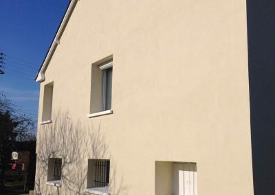 Isolation Thermique par l'Extérieur (ITE) à Chambray-lès-Tours en Indre-et-Loire 37
