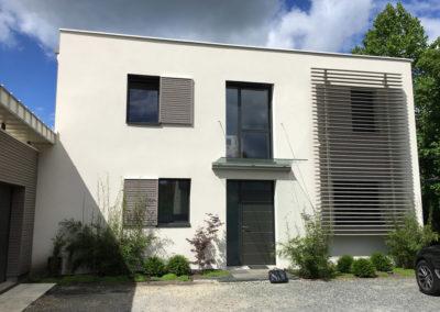 Rénovation de façades Saint-Cyr-sur-Loire