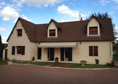 Isolation Thermique par l'Extérieur (ITE) à Joué-lès-Tours en Indre-et-Loire 37