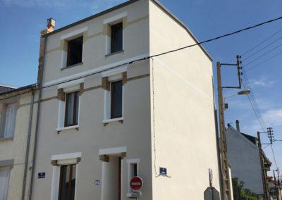 Rénovation de façade - Tours