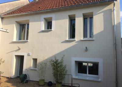 Isolation Thermique par l'Extérieur (ITE) à St-Cyr-sur-Loire