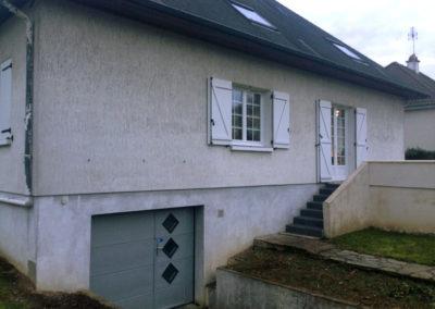 AVANT Isolation Thermique par l'Extérieur (ITE) à Joué-lès-Tours