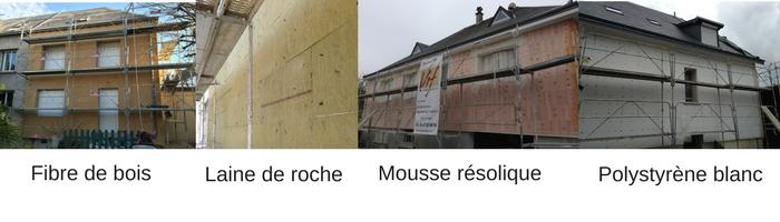 isolation thermique par extérieur ITE en Indre et Loire 37