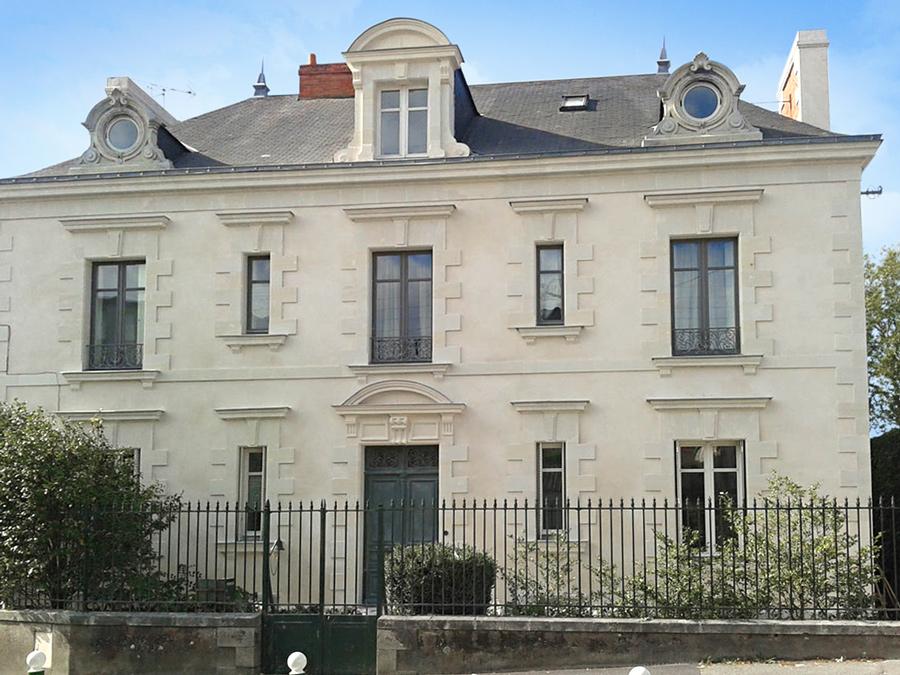 ravalement rénovation de façades indre et loire 37